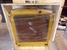 Радиатор для спецтехники